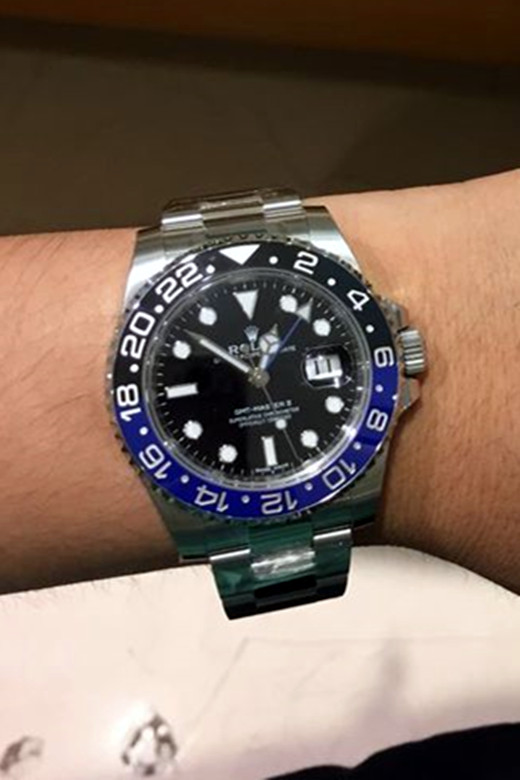 Rolex GMT Master II 116710BLNR-78200 Color Ceramic
