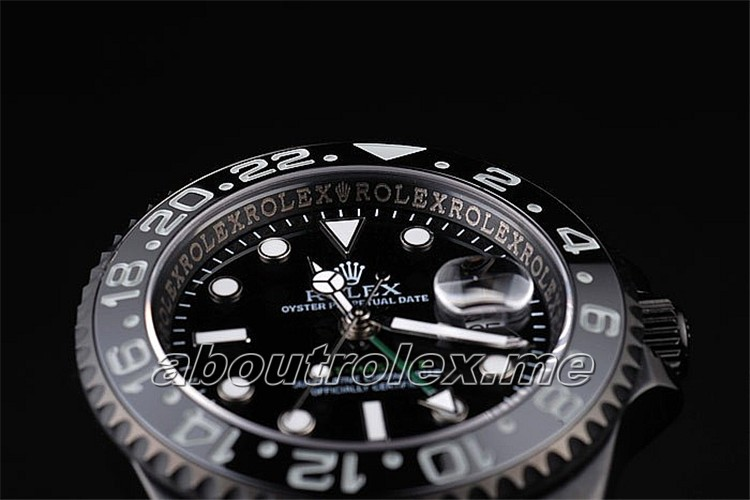 Rolex GMT Master II Replica Full PVD Pro-Hunter Edition