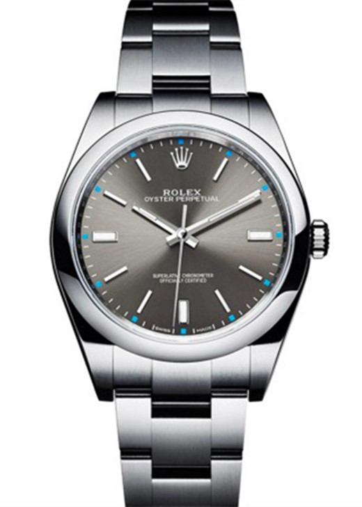 Rolex Oyster Perpetual 114300 Gray
