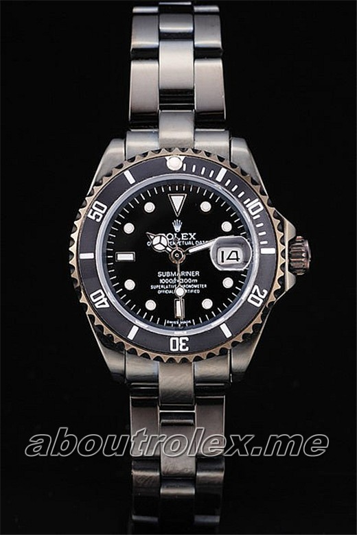 Women's Rolex Submariner Narrow Vintage 3B