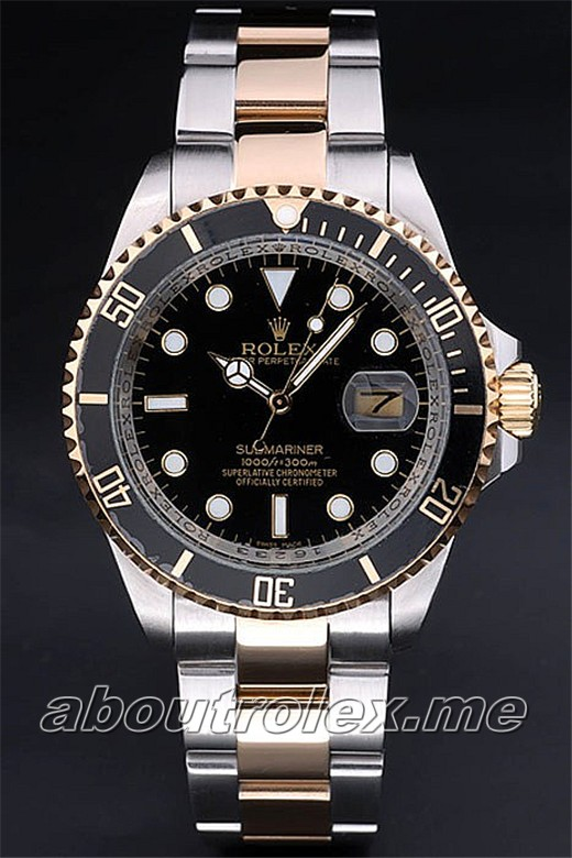 Rolex Submariner 116613-LN-97203 Black Plate 8DI