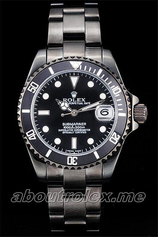 Women's Rolex Submariner Wide 138A