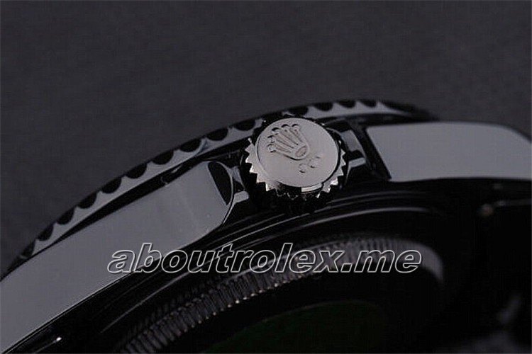Replica Rolex Submariner 116610 All Black 1424