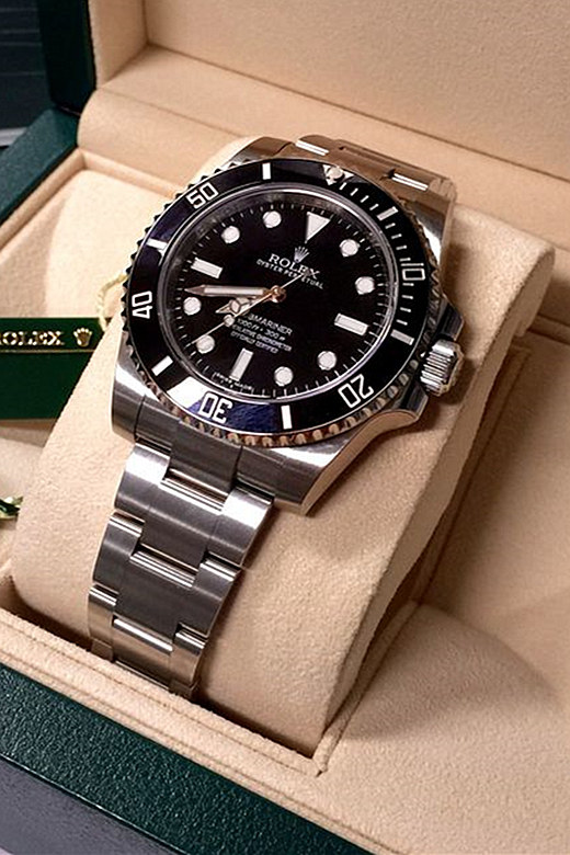Replica Rolex Submariner 114060-97200 No Date