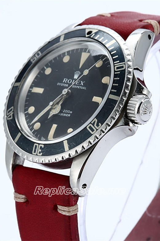 Rolex Submariner Vintage Red 5513