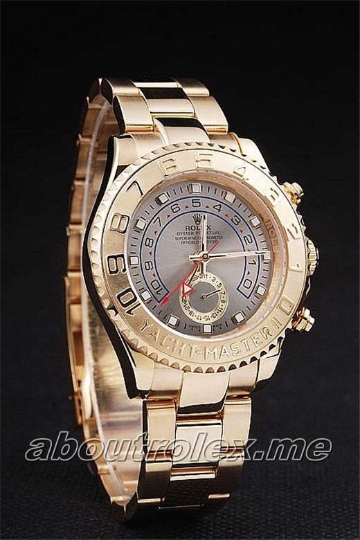 Luxury Rolex Yacht-Master Replica II-rl235 High Quality