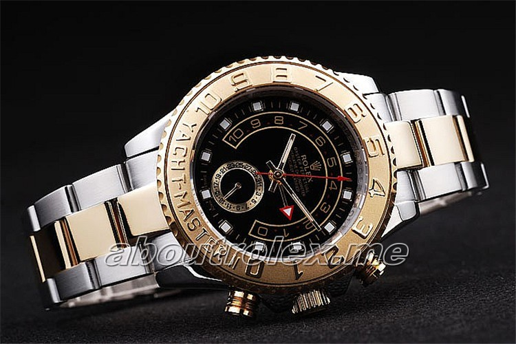 Rolex Yacht-Master Replica II rl229 Polished stainless steel
