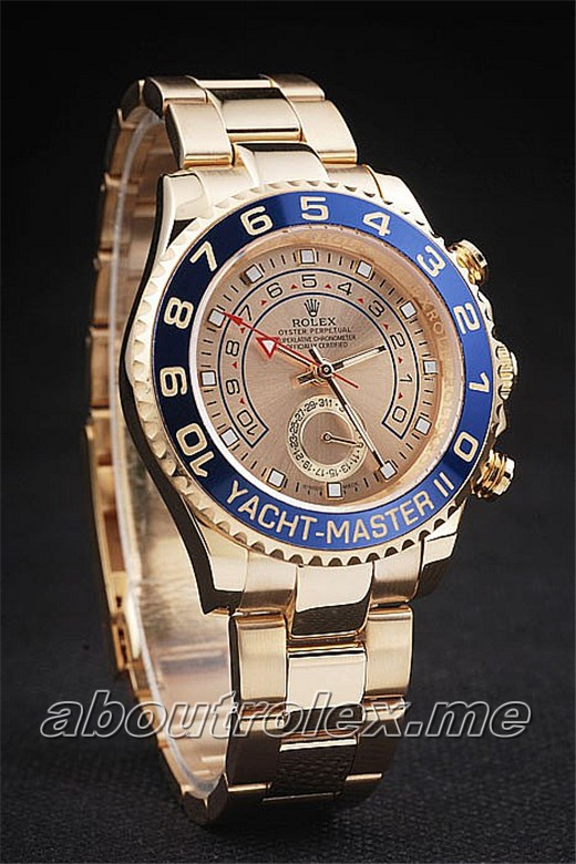 Rolex Yacht-Master II-rl239 Replica Sapphire Crystal Glass